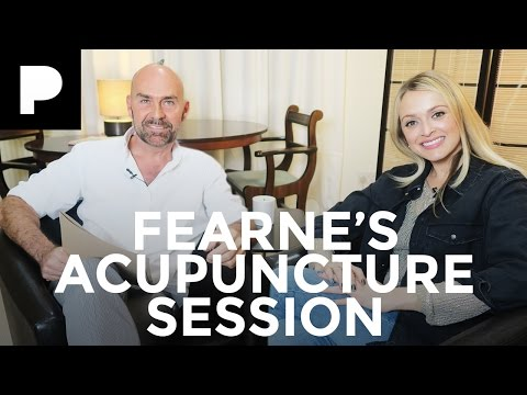 Fearne Cotton's Happiness Project: Acupuncture