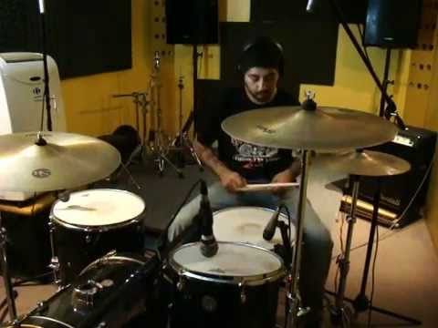 Drum Cover. Ignorance (paramore) By Pedro Romero video