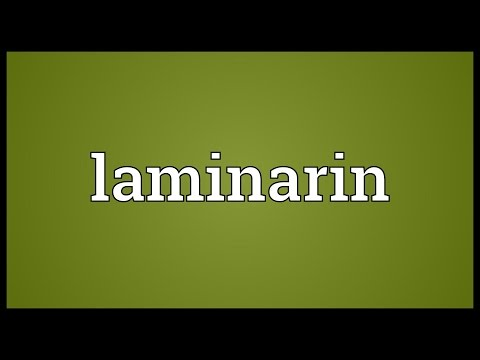 Header of laminarin