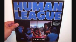 Watch Human League Louise video
