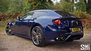 COLLECTING MY FIRST FERRARI - Ferrari FF Shmeemobile!
