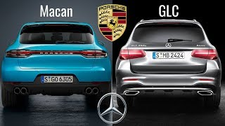 2019 Porsche Macan vs Mercedes GLC