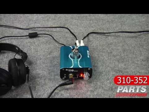 Bravo Ocean Headphone Amplifier