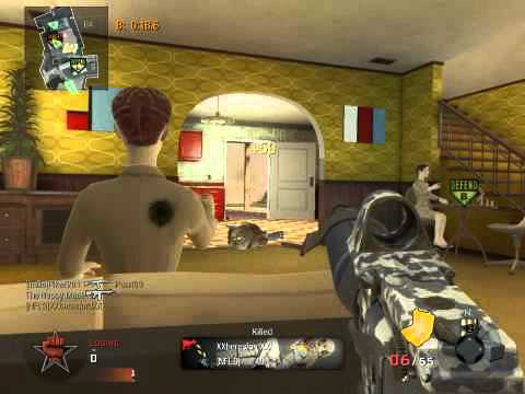 The Happy Meat - Black Ops Game Clip