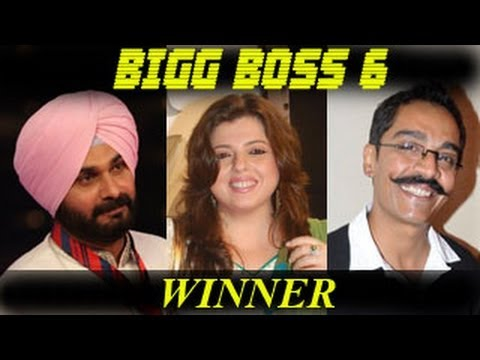 Bigg Boss 6 PROBABLE WINNER NEWS OUT !!!