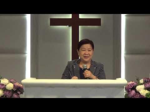 Ibu Verra Agnes - GIA Kelapa Gading - 11 Juni 2017 Pkl. 08.00 WIB