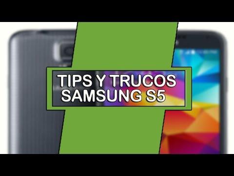 Samsung Galaxy S5  Tips trucos para android (aumenta velocidad, rendimiento y batería)