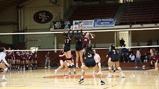 Lincoln Vs Lowell Girls Varsity Set 1 |2017 Championship Game|