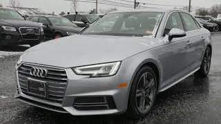 Used 2018 Audi A4 Stratham NH Exeter, NH #D3249