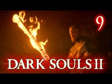Dark Souls 2 Gameplay - Fire Longsword! - Walkthrough Part 9
