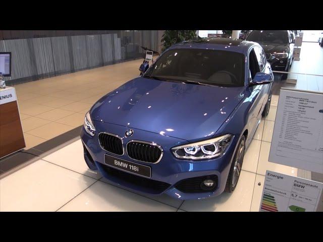 BMW 1 Series 2016 In Depth Review Interior Exterior