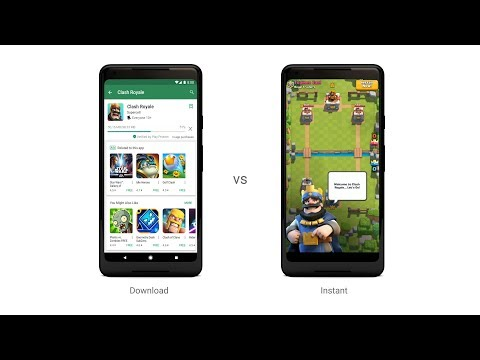 Google Play Instant lets you try games without having to install them