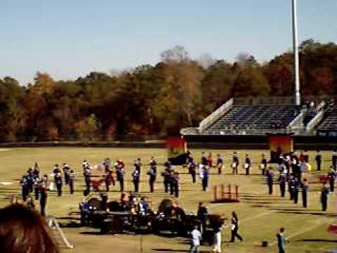 LaVergne High School Marching Band show Kyoudai
