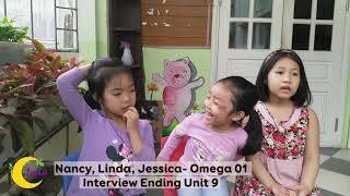 Nancy, Linda, Jessica- Omega 01- Ending Unit 09 Interview
