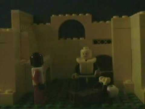Friday the 13th LEGO Animation