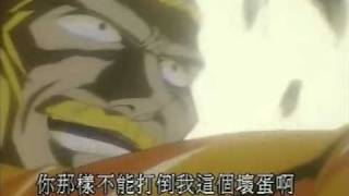 Play g gundam domon confesses his love to rain for Domon episode 39
