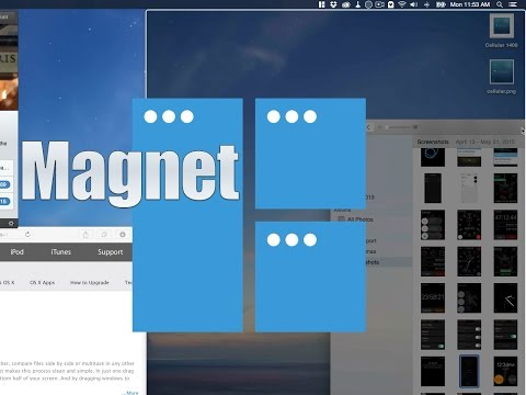 Review: Magnet window manager for OS X