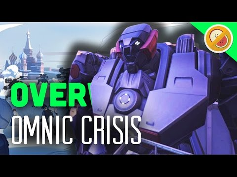 OMNIC CRISIS! Overwatch Custom Game Gameplay (Funny Moments)