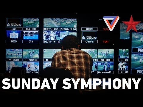 Inside the control room: turning NFL football into primetime television