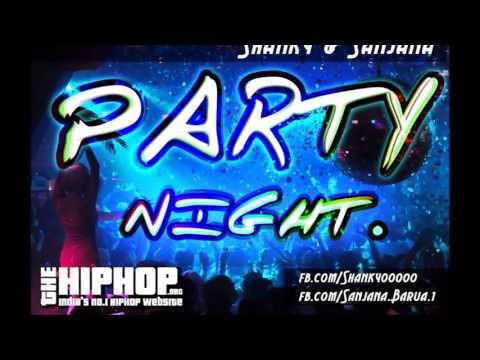 This Is Party Night - Shanky & Sanjana (official Video) Punjabi Rap video