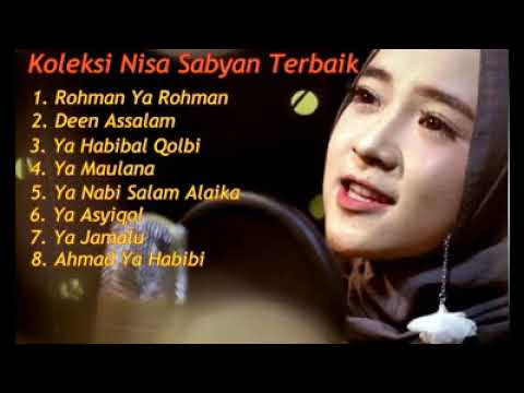 Download  Nisa sabyan Termerdu -  bikin baper 2018 Gratis, download lagu terbaru