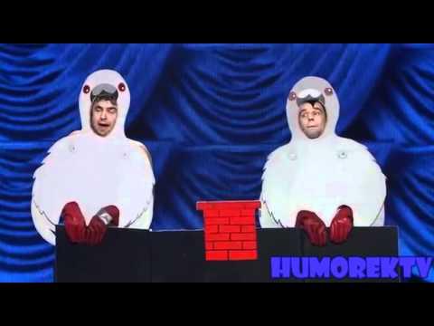 Kabaret Paranienormalni Gołębie
