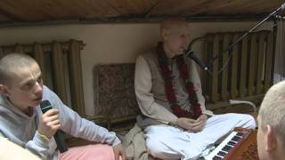 2008.05.14. A New You, Namahata, HG Sankarshan Das Adhikari - Kaunas, Lithuania