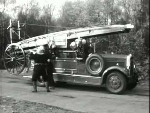 Benny Hill [fireman Service] video