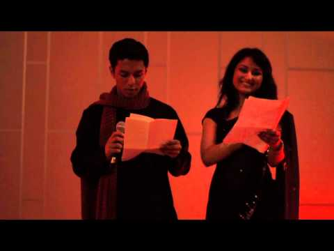 Study in Perth.  Discover Perth: International Student Society Ball by Aditi & Shyam