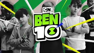 Ben 10 - Stunt Skate | Cartoon Network
