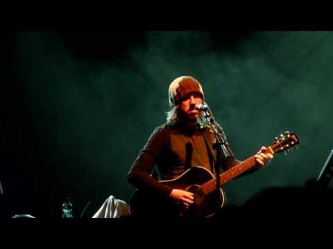 HD - Badly Drawn Boy - A Journey From A to B (live) @ WUK, Vienna 16.11.2010, Austria