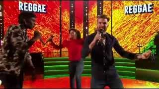 """Download Lagu Team Scherzy performs """"I Want To Know What Love Is"""" on Bring The Noise Gratis STAFABAND"""