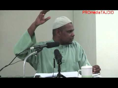 07-09-2012 ustaz halim hassan, pengetahuan tentang ghaib.