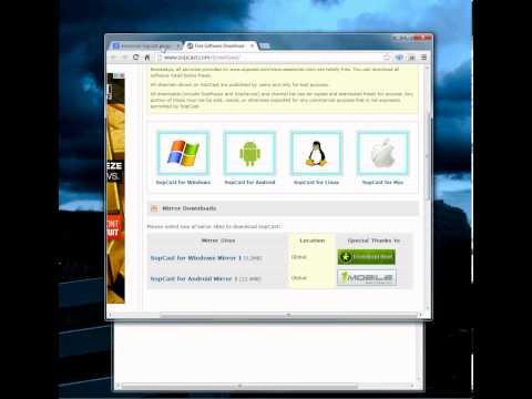Tutorial instalare plugin SopCast pentru vizionare programe TV gratis online