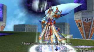 Dissidia Final Fantasy: Vs. Exdeath Intros