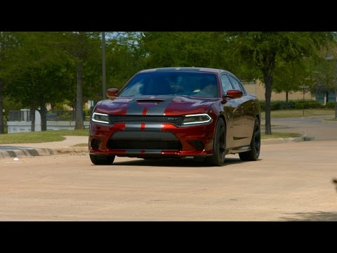2017 Dodge Charger SRT Hellcat Review