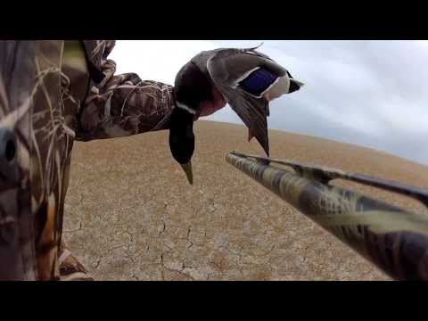 Utah Duck Hunt~Barrel Cam~Oct 2013