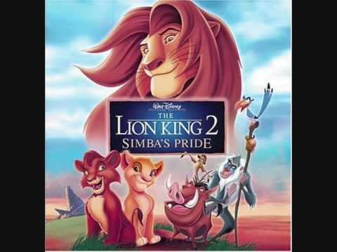 The Lion King 2 Soundtrack - The Fire / Kovu To The Rescue