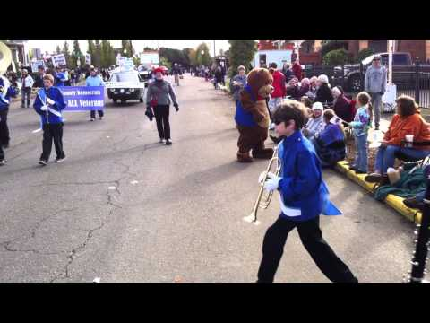 Calapooia Middle School Marching Band