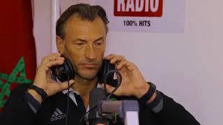 Hervé Renard Avec Momo (Part 2) - [شنو قال مدرب المنتخب للمغاربة قبل مبارة ساحل العاج [حصرياً