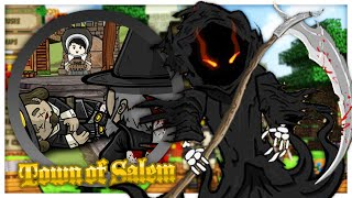 THIS ROLE IS OVERPOWERED! - TOWN OF SALEM MURDER MYSTERY WITH FRIENDS