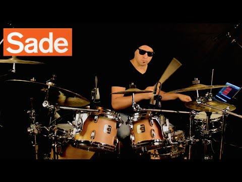 Sade - Kiss of Life - Drum Cover
