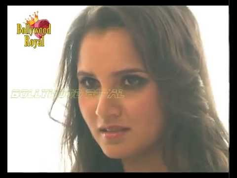 Photo Shoot Of Sania Mirza For The Magazine 'better Homes' video