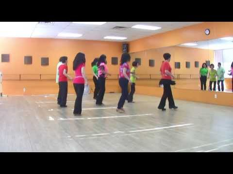Faking It - Line Dance (dance & Teach In English & 中文) video