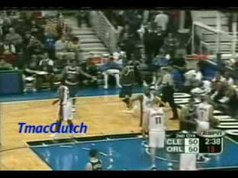 Tracy McGrady vs Lebron James OT Christmas Special (Part 1) Video