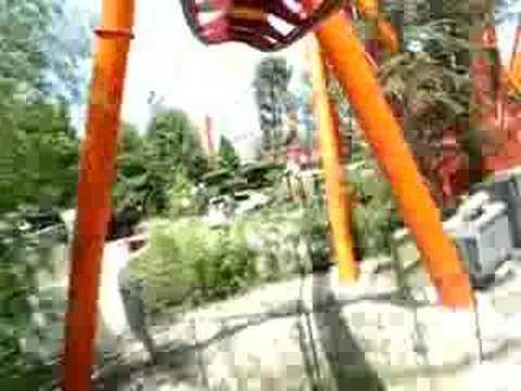 Tatsu Six Tatsu at Six Flags Magic