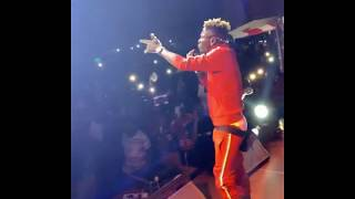 Central University College go gaga when shatta wale drop them confuse ....