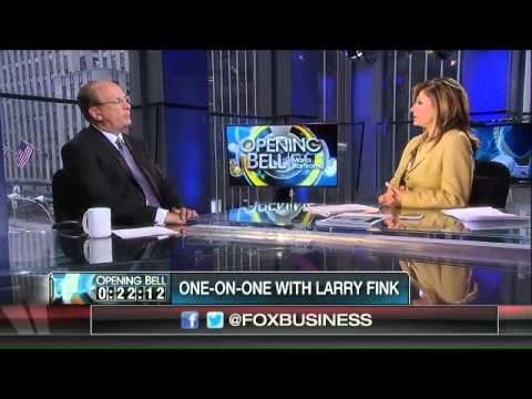 BlackRock's Fink: Good if Greece leaves Eurozone