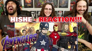 How AVENGERS ENDGAME Should Have Ended - REACTION!!!