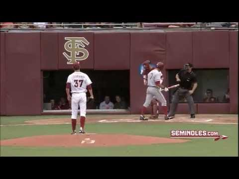 FSU Defeats Stanford 17-1 in Super Regional Game 1